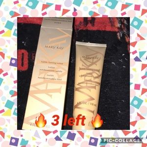 Mary Kay subtle tanning lotion New in box